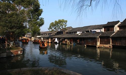 杭州+烏鎮+西塘+紹興3日2晚·【從百草園到三味書屋+蘭亭】